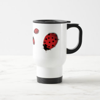 Mug De Voyage Coccinelles