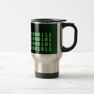 Mug De Voyage Code binaire pour le GEEK