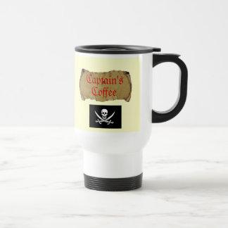 Mug De Voyage Coffee de capitaine