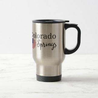 Mug De Voyage Colorado Springs