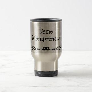 Mug De Voyage Conception de Mompreneur