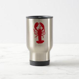Mug De Voyage Contes rouges de homard