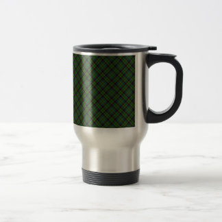 Mug De Voyage Copie conçue par tartan de clan de Stevenson