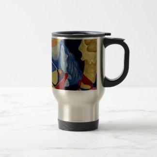 Mug De Voyage Coquillages abstraits
