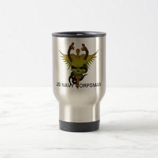 Mug De Voyage Corpsman