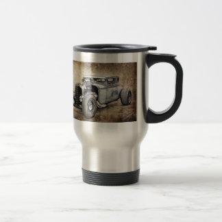 Mug De Voyage Coupé de hot rod