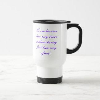 Mug De Voyage courage