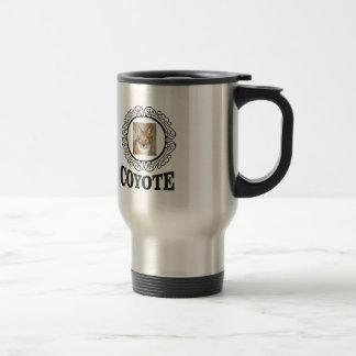 Mug De Voyage coyote rond