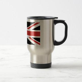 Mug De Voyage Créez votre propre Union Jack rouge