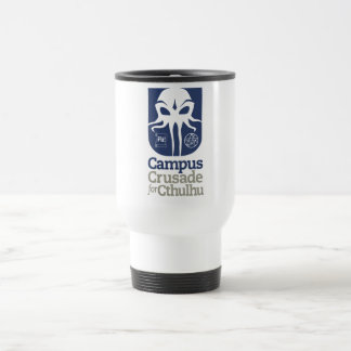 Mug De Voyage Croisade de campus pour Cthulhu