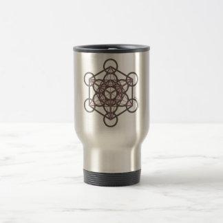 Mug De Voyage Cube en Metatron