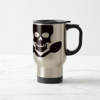 Mug De Voyage Cuisinier de pirate