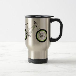 Mug De Voyage Cycle gentil de sport