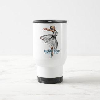 Mug De Voyage Danseur classique 4 - Couture inconditionnelle