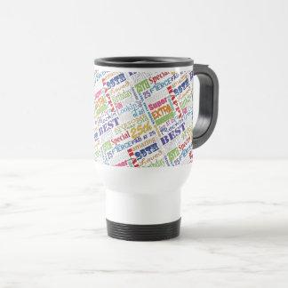 Mug De Voyage De fête d'anniversaire cadeaux uniques et 25èmes