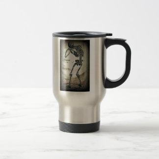 Mug De Voyage De Humanis Corporis Fabrica (1) VI, par Andreas