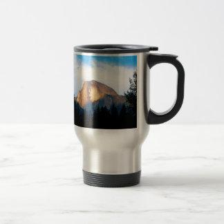 Mug De Voyage Demi de parc de dôme de Yosemite