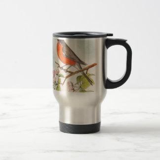 Mug De Voyage Dessin vintage de Robin