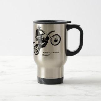 Mug De Voyage Dirtbike