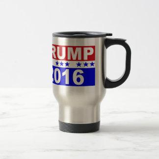 Mug De Voyage Donald Trump pour le président 2016