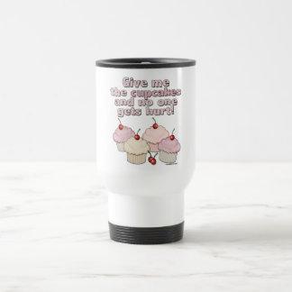 Mug De Voyage Donnez-moi les petits gâteaux