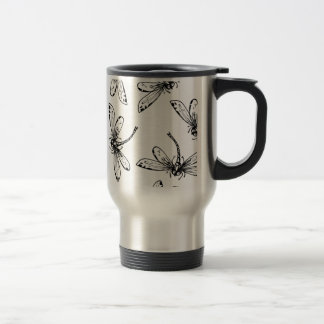 Mug De Voyage Drangonflies