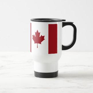 Mug De Voyage Drapeau canadien