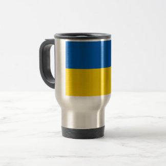 Mug De Voyage Drapeau de l'Ukraine