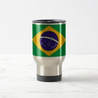 Mug De Voyage Drapeau du Brésil