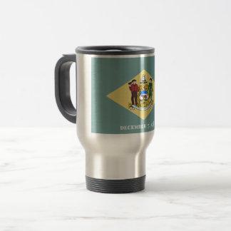 Mug De Voyage Drapeau du Delaware