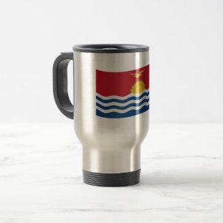 Mug De Voyage Drapeau du Kiribati