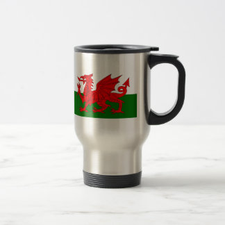 Mug De Voyage Drapeau du Pays de Galles
