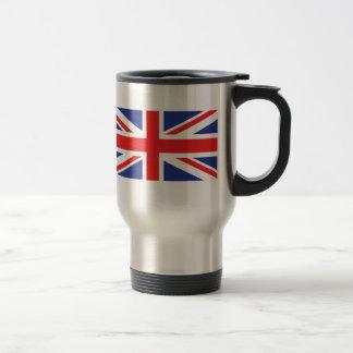Mug De Voyage Drapeau du Royaume-Uni /Union Jack