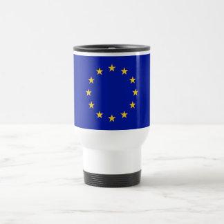 Mug De Voyage Drapeau d'Union européenne
