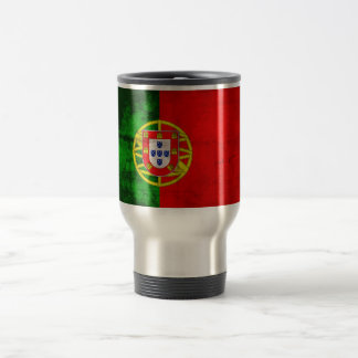 Mug De Voyage Drapeau portugais