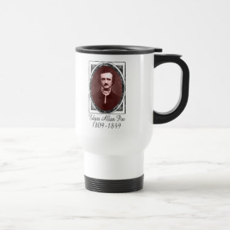Mug De Voyage Edgar Allan Poe
