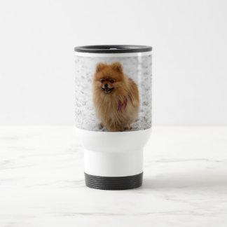 Mug De Voyage Edgrrrr #2 - Pomeranian