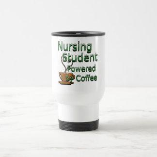 Mug De Voyage Élève-infirmière actionnée par le café