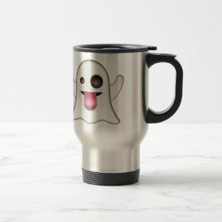Mug De Voyage Emoji de fantôme
