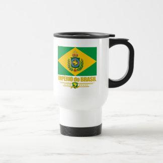 Mug De Voyage Empire du Brésil