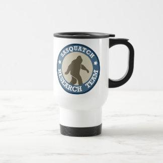 Mug De Voyage Équipe de recherche de Sasquatch
