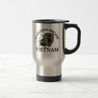 Mug De Voyage ęr Vétérinaire Huey du Vietnam de BDE d'AVN