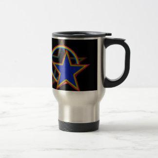 Mug De Voyage Étoile avec l'ombre