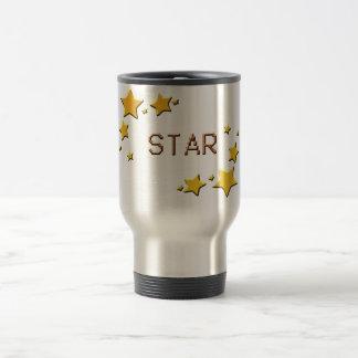Mug De Voyage étoiles