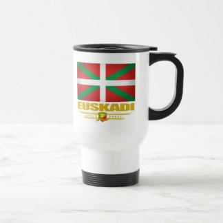 Mug De Voyage Euskadi (pays Basque)