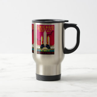 Mug De Voyage Exposition universelle 1933 de Chicago