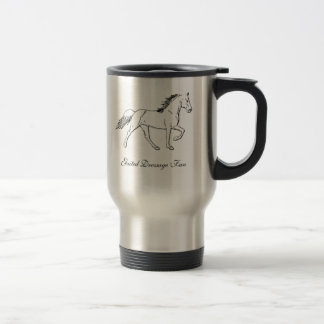 Mug De Voyage Fan de dressage de Gaited