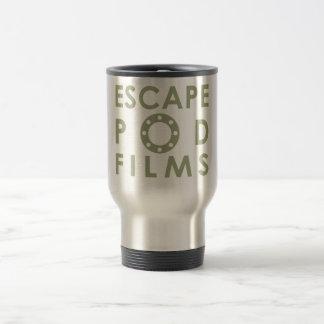 Mug De Voyage Films de cosse d'évasion