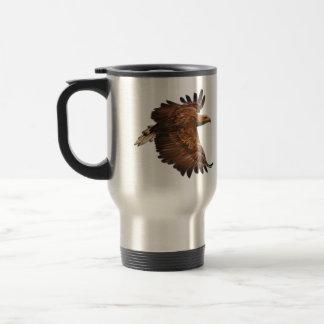 Mug De Voyage Flacon de café de voyage d'Eagle en vol