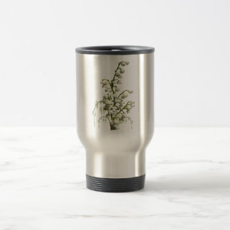 Mug De Voyage Fleurs du muguet